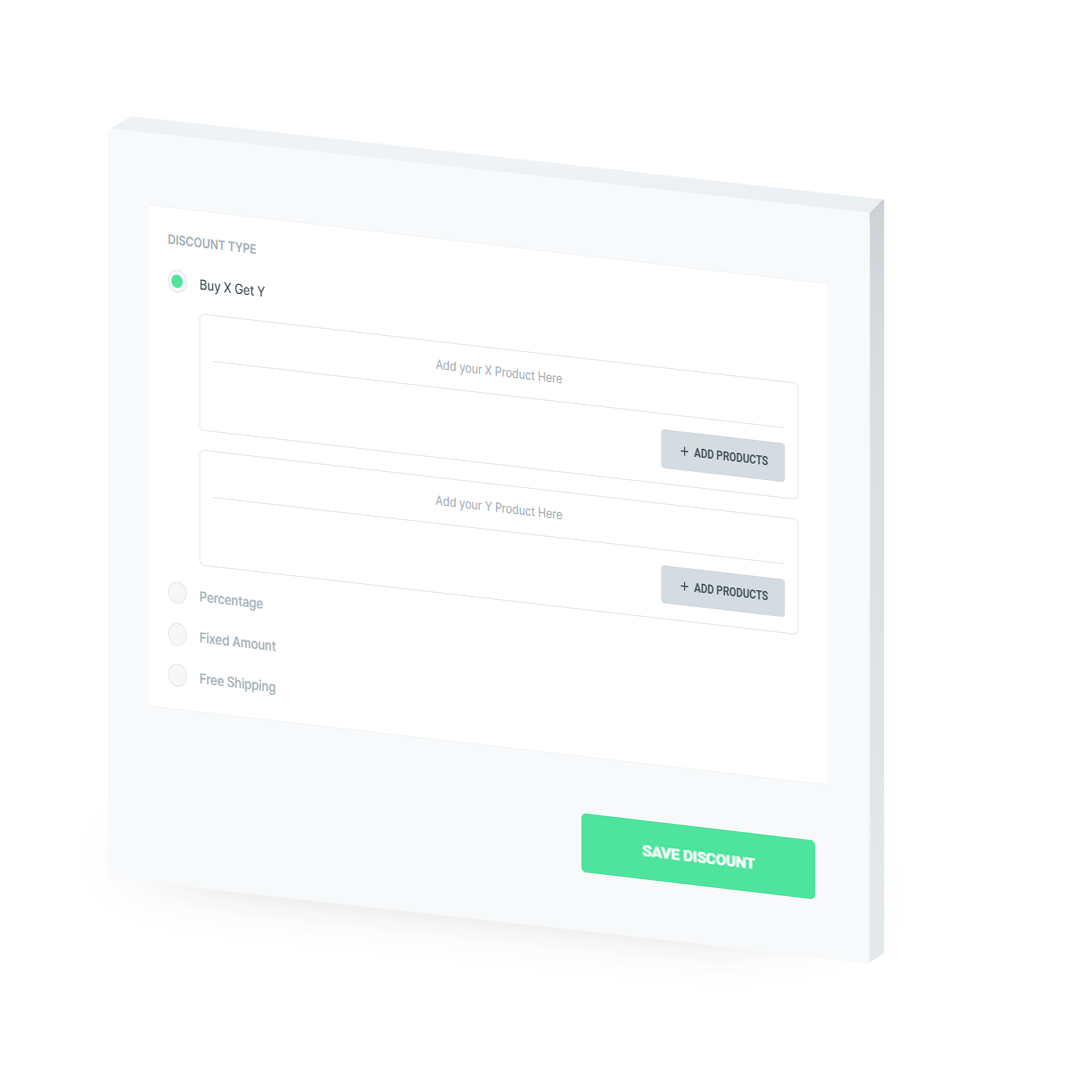 Inline Checkout - Upsells, Cross-sells, Discount offers