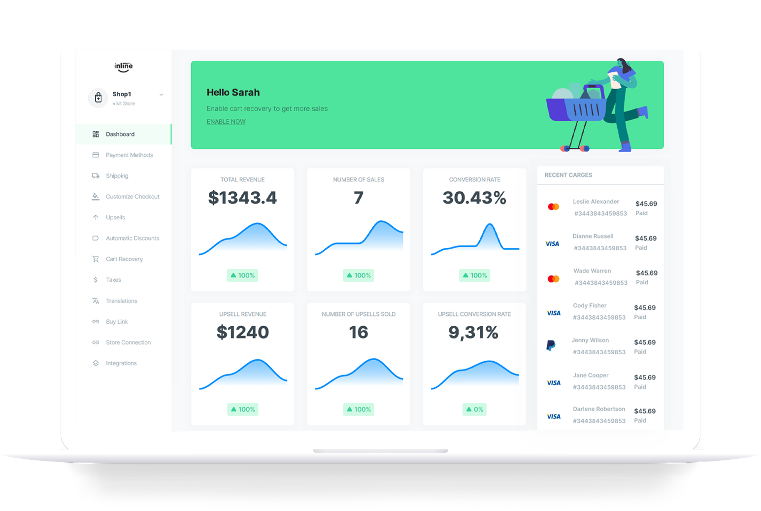 inline-checkout-dashboard-for-shopify-and-woocommerce-users