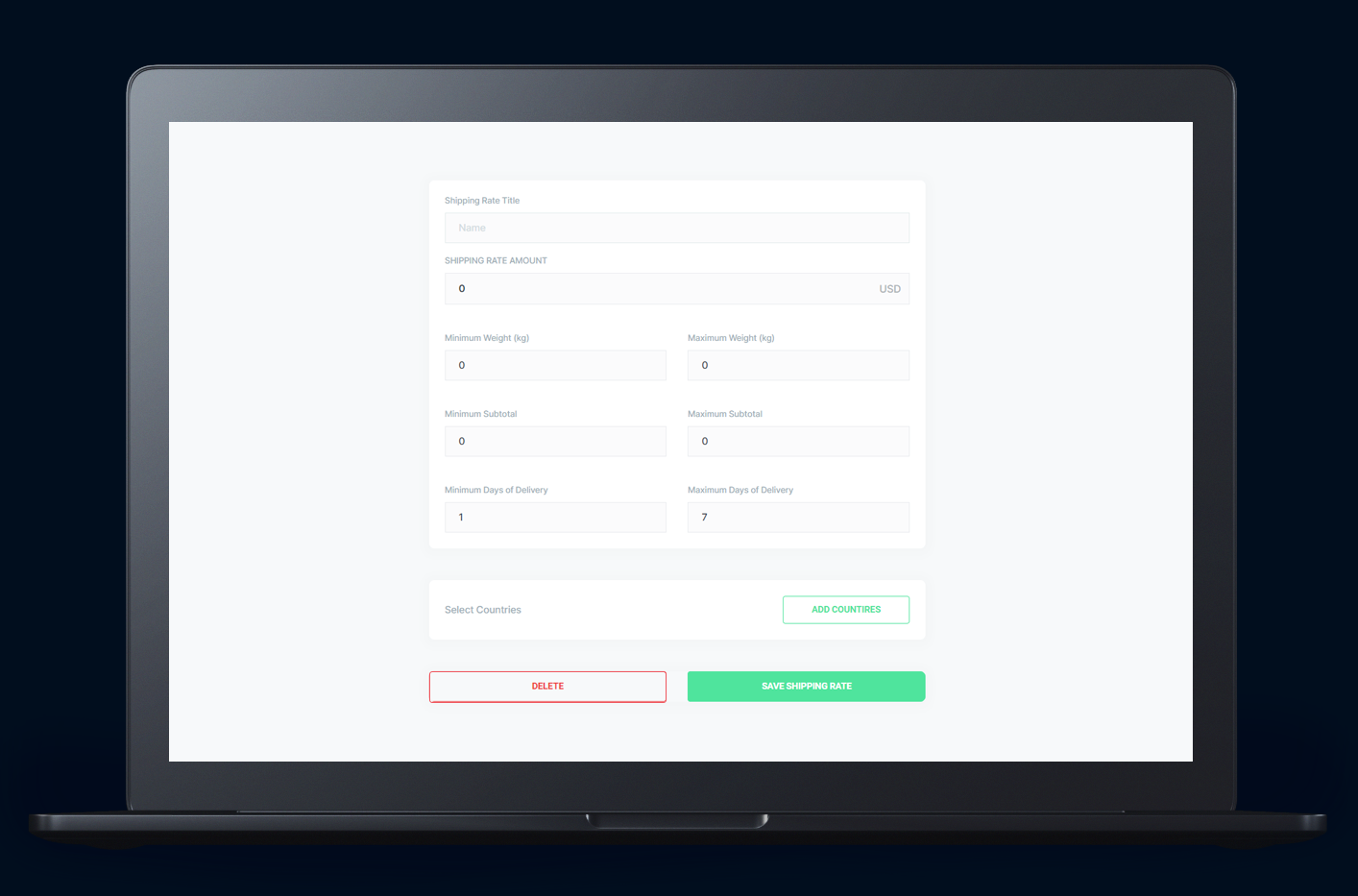 Custom Inline checkout with conversion booster options such as upsells, automatic discounts, social proof, scarcity offers and more.