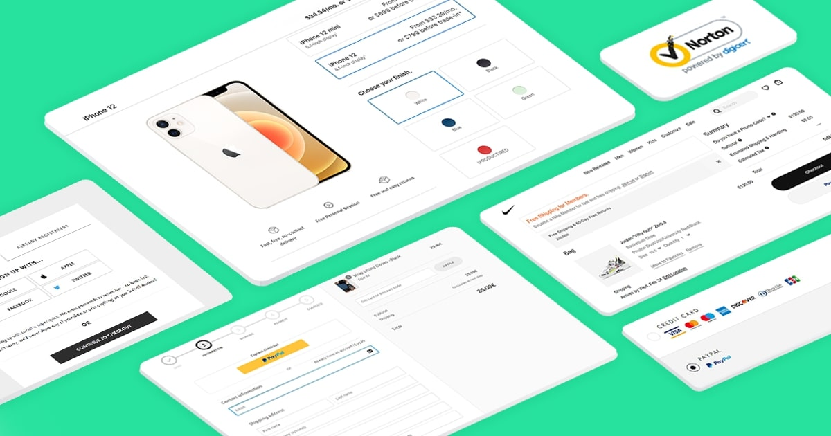 Best Checkout Pages Optimized for Conversions