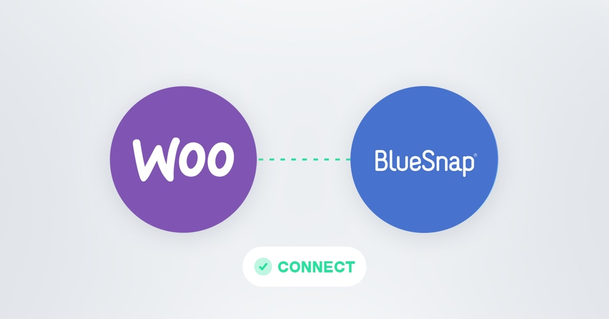 How to Connect BlueSnap with WooCommerce [Step-by-step Guide]