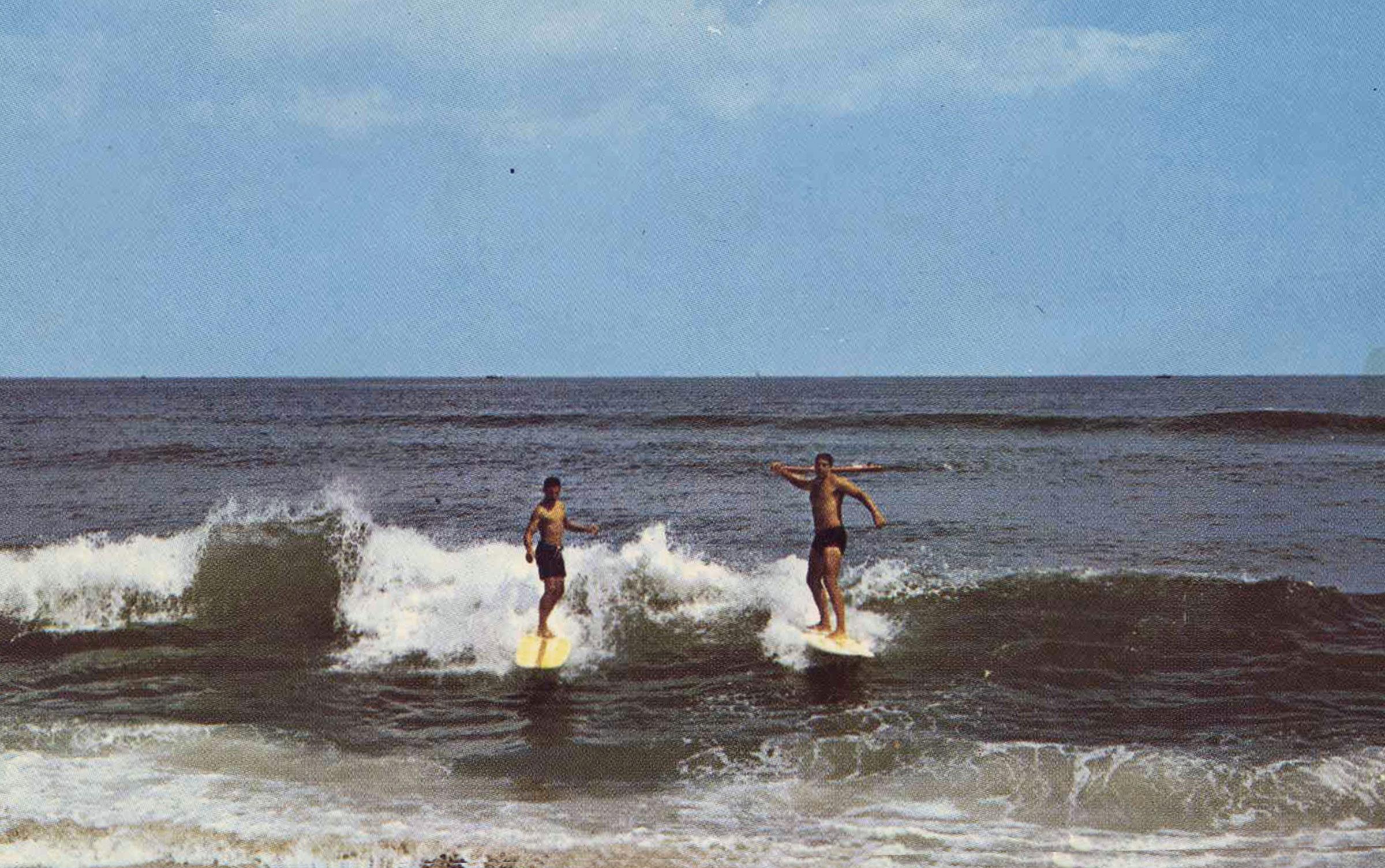 York Beach Surf Club Logo
