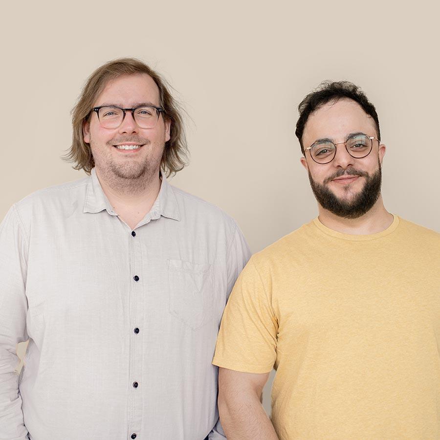 SOS Foods founders
