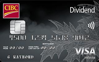 CIBC Dividend Visa Infinite Card