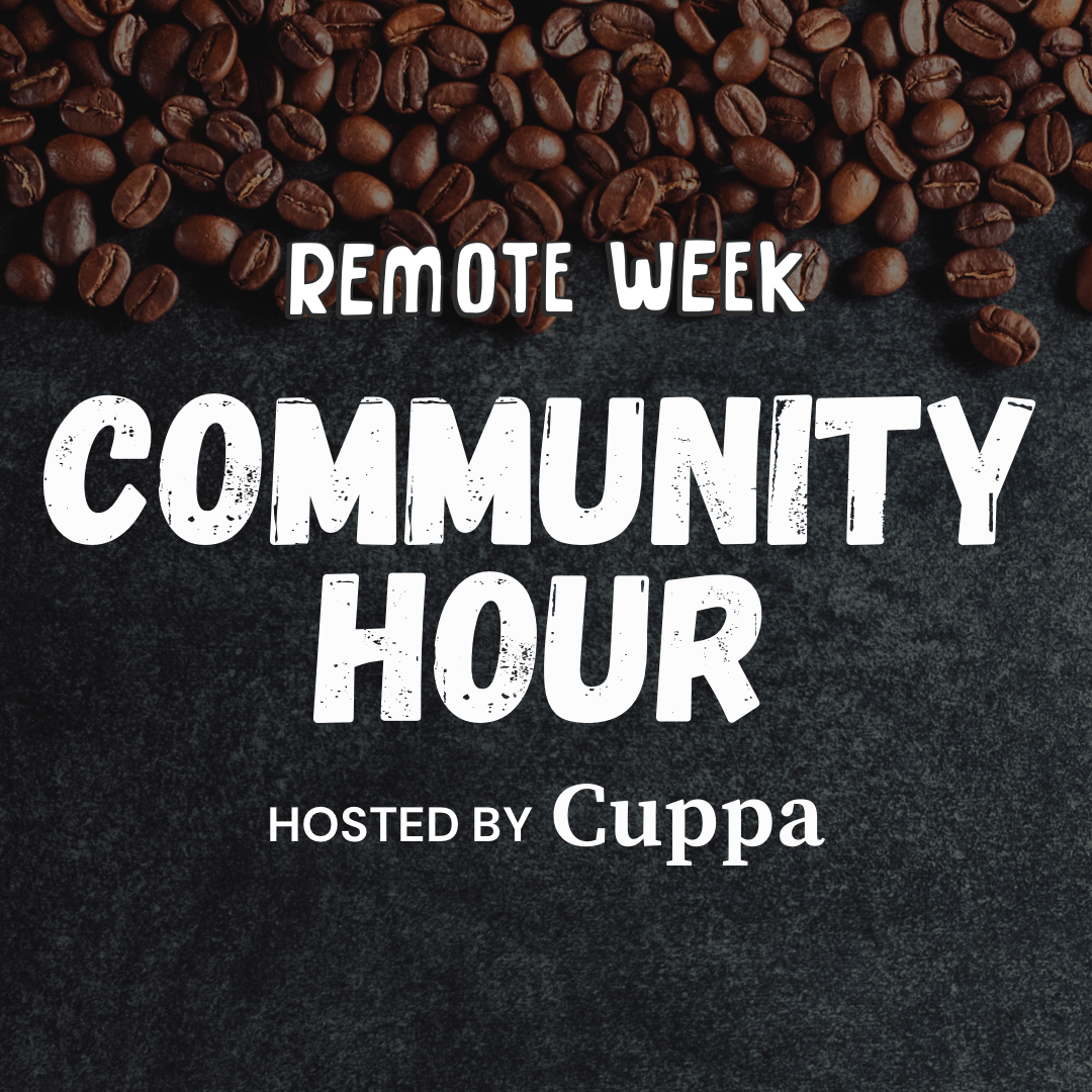 Community Hour with Cuppa