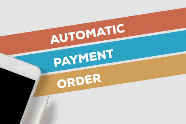 Introducing payment orders