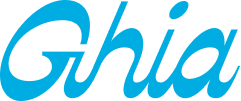 Logo of GHIA, a spirits-free apéritif adapted for modern times.