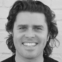 Jarrett McGovern, Co-founder & Chief Creative Officer of RISE Brewing Co profile photo.