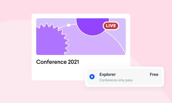 Use Case: Conferences | Hopin