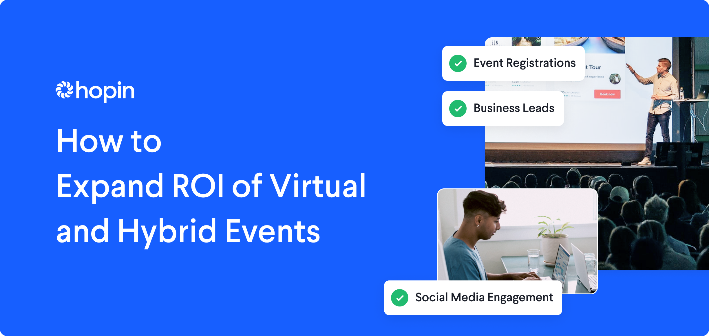 Virtual and hybrid events allow for greater reach at reduced cost—dramatically shifting the event ROI calculus. Learn how to calculate event ROI and discover strategies to expand ROI for online and hybrid events.