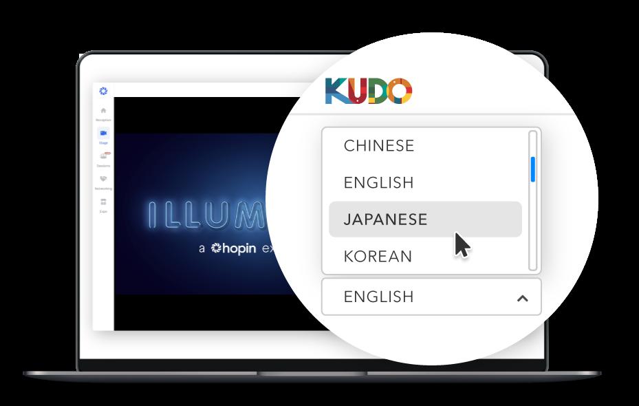 Add multilingual interpretation with on-demand interpreter booking.
