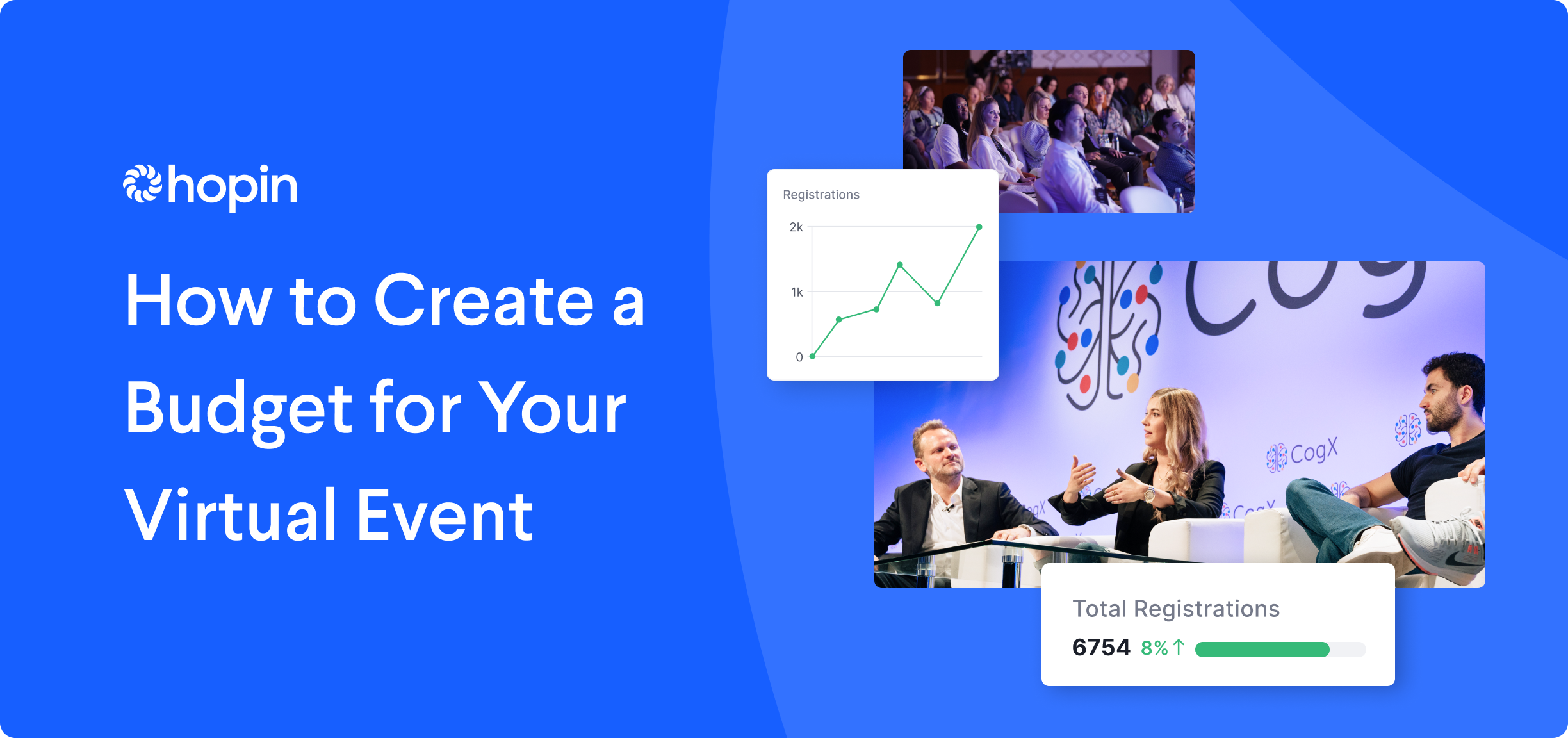 Establishing an event budget is mission-critical for making strategic decisions. Here are 7 things to consider when building a budget for a virtual or hybrid event.