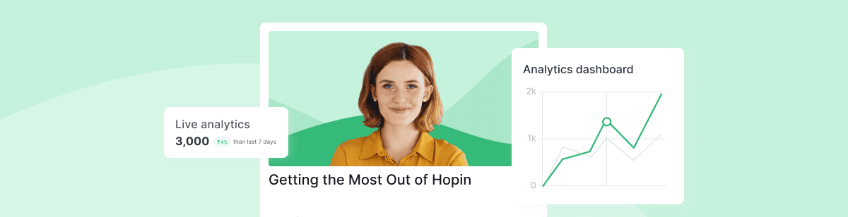 Getting the Most Out of Hopin