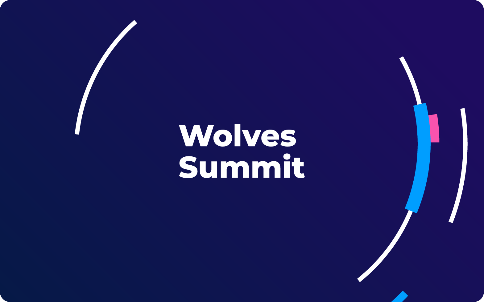 Meet Wolves Summit, a tech conference whose 8-day switch from physical to virtual resulted in a partnership with Hopin