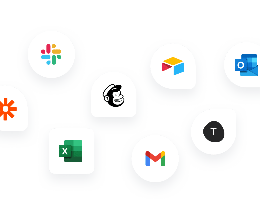 Apps that integrate with Attio