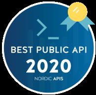 Best Public API Logo