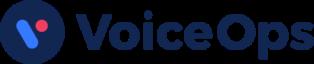 A logo of VoiceOps.com