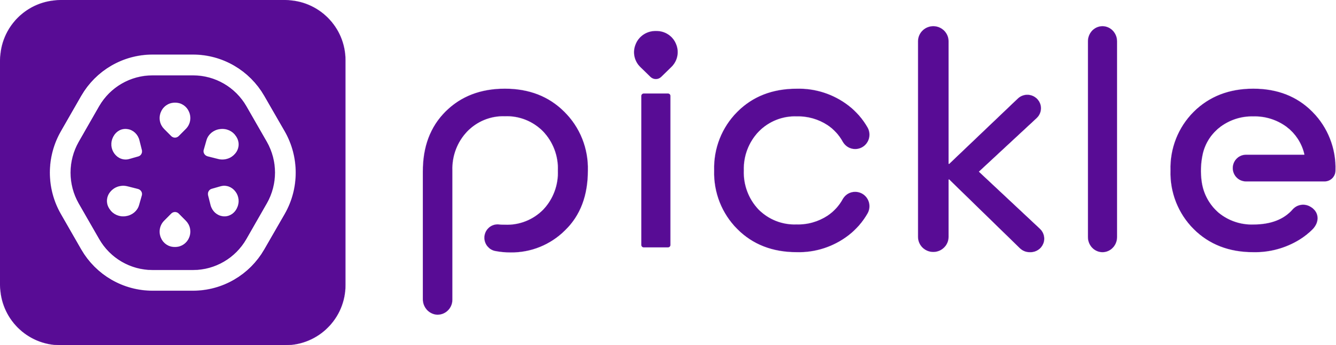 A logo for Pickle.ai