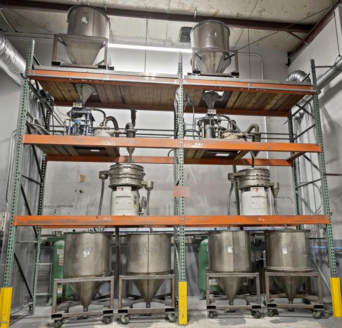 Producing high purity Chromium powder