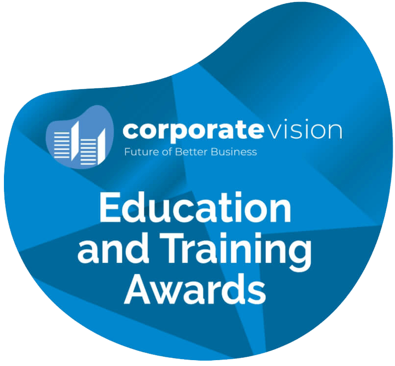 Corporate Vision Education and Training award