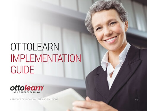 The OttoLearn Implementation Guide cover page