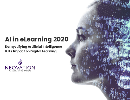 AI in eLearning 2020 cover page