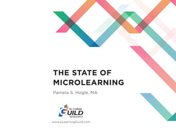 The State of Microlearning cover page