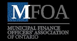 Municipal Finance Officers Association of Ontario (MFOA) logo
