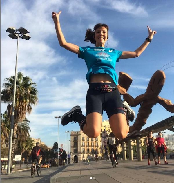 Le Barcelona Zurich Marato en 2020