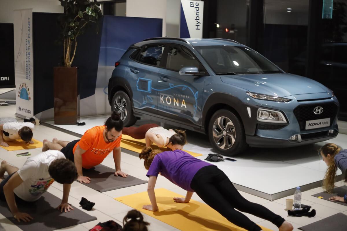 Hyundai X Running Heroes