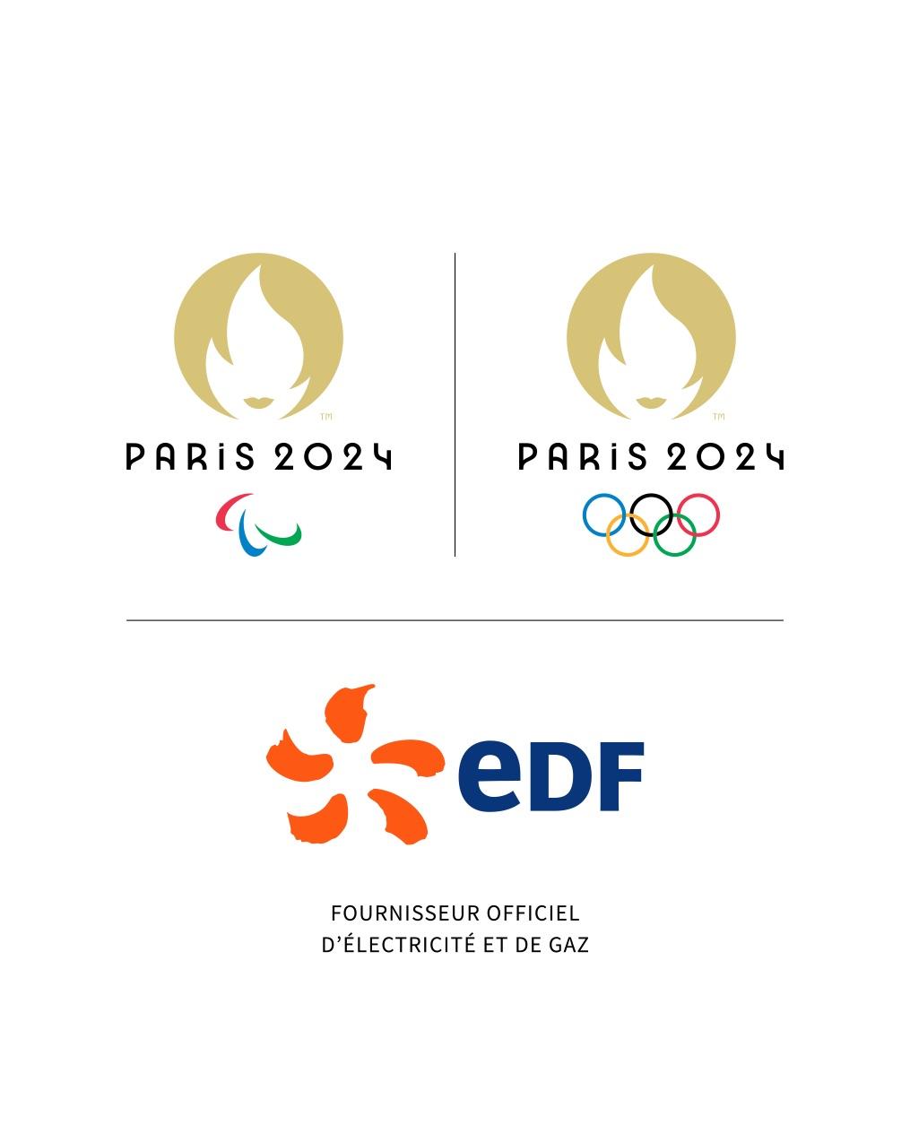EDF Sport Energie avec les Jeux Olympiques et Paralympiques