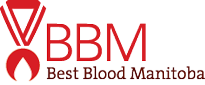 Best Blood Manitoba logo