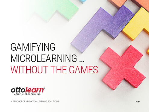 Gamifying Microlearning ... Without the Games