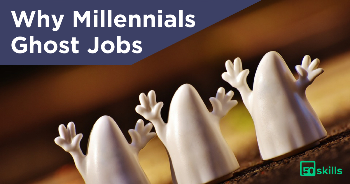 Why millennials are ghosting job interviews and how to avoid it