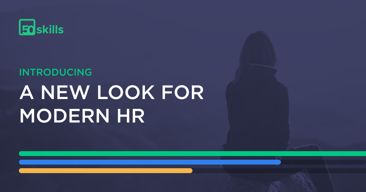 Introducing: A new look for modern HR