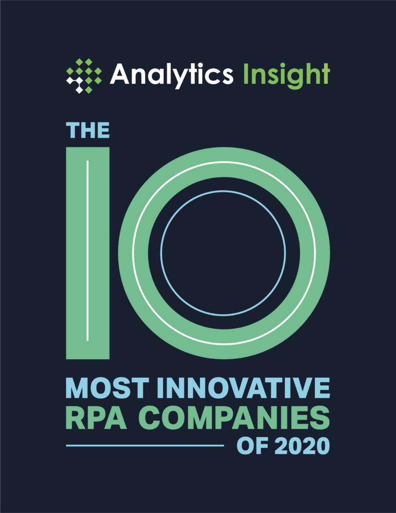 RPA Companies 2020 Lean Tech