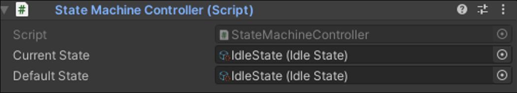 state machine controller