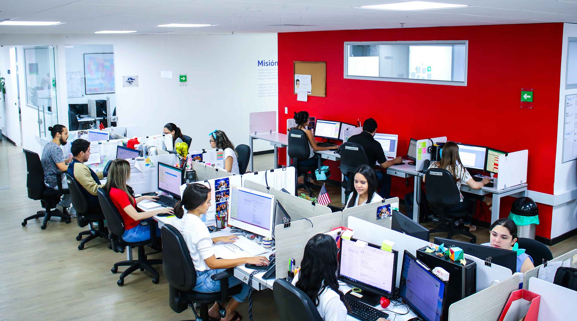 offices at lean solutions group