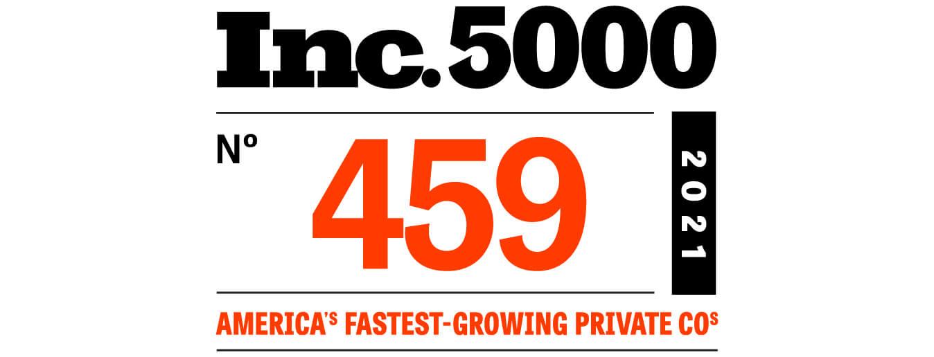 Inc 5000 list logo