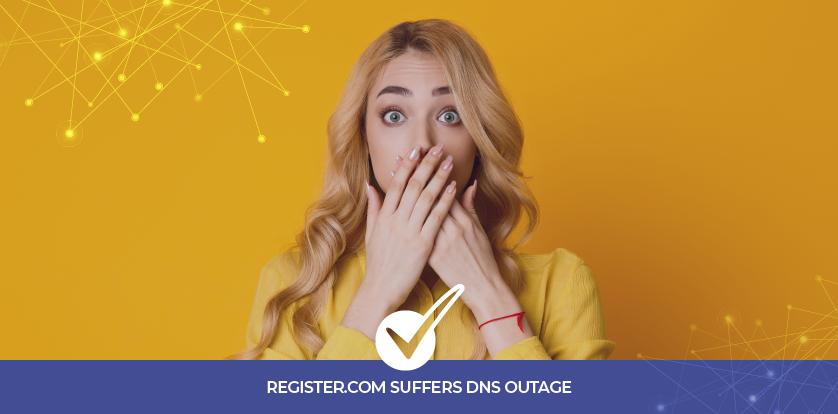 Register.com Suffers DNS Outage
