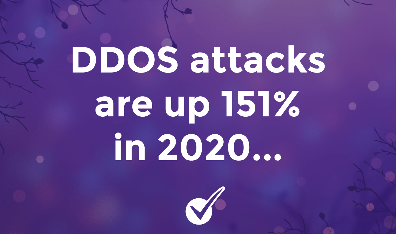 Increase in DDoS attacks - DNS Facts