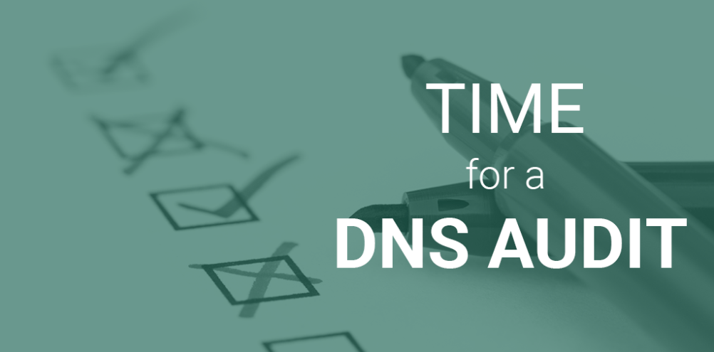 Audit Your DNS with Just Your Domain Name