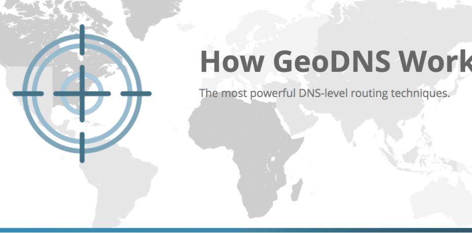New Interactive GeoDNS White Paper