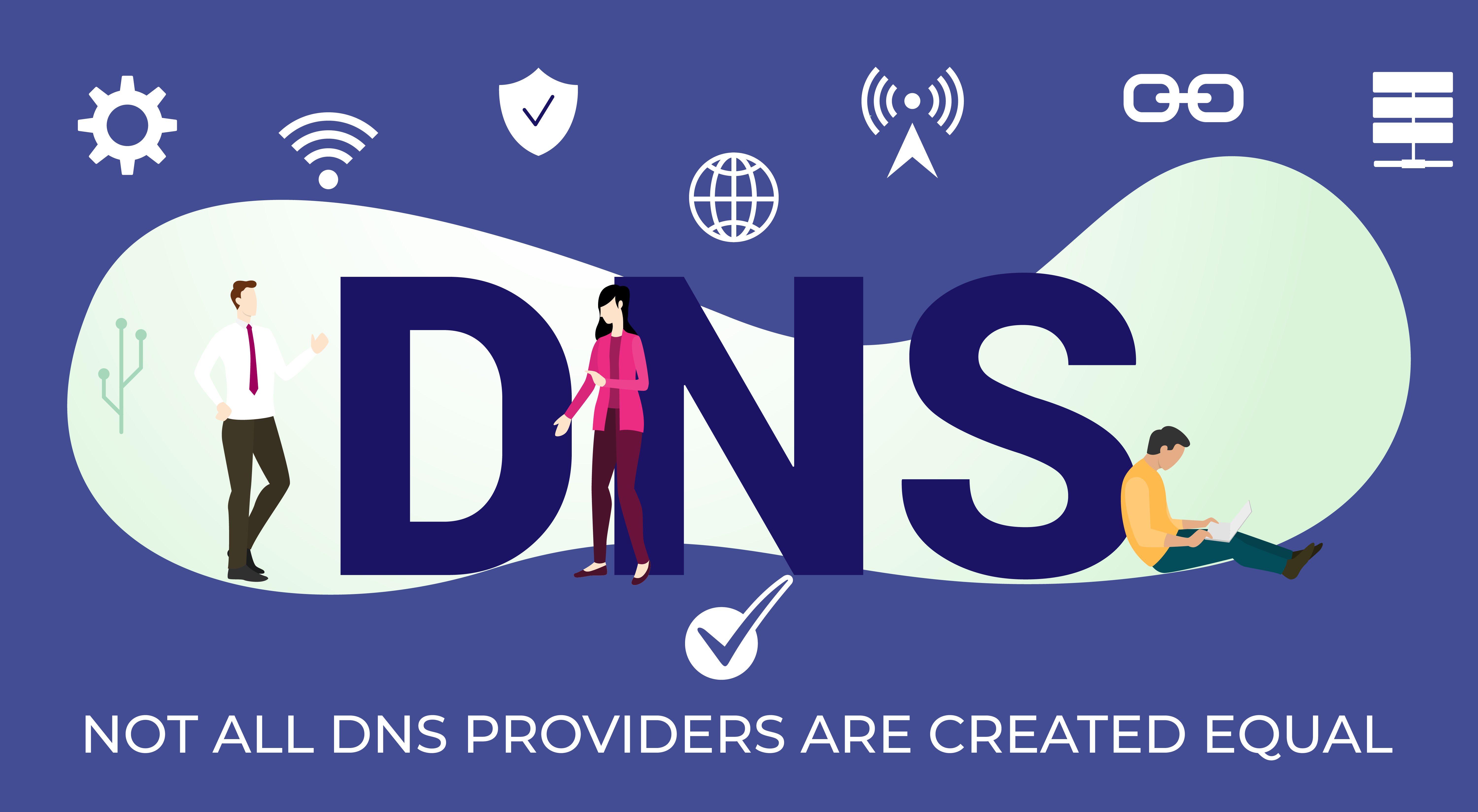 dns providers are not created equal