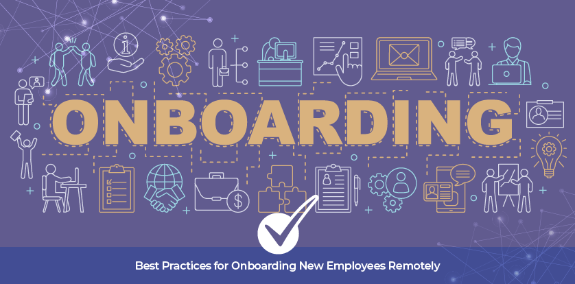 Best Practices for Onboarding New Employees Remotely