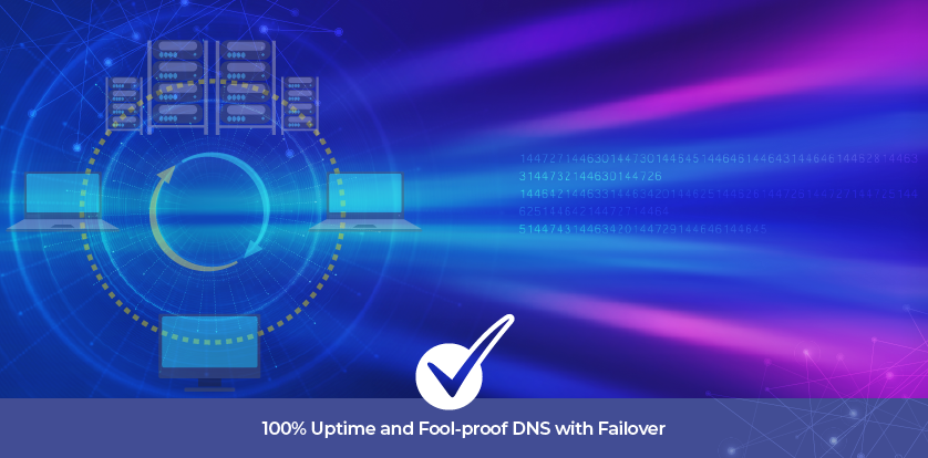 How to Achieve 100% Uptime and Fool-proof DNS with Failover