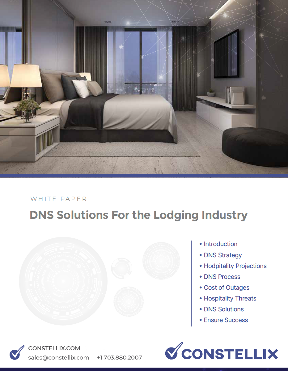 DNS Strategy White Paper for Hospitality Organizations
