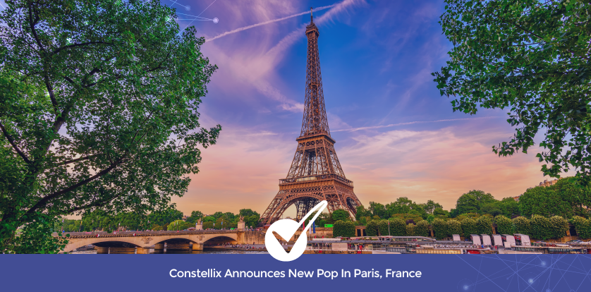 Constellix and DNS Made Easy Announce NewPoP in Paris, France
