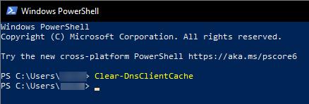 Windows PowerShell Command Infographic