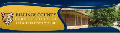Billings County School District Logo